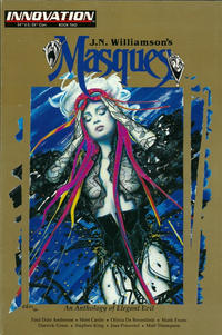 Cover Thumbnail for Masques (Innovation, 1992 series) #2