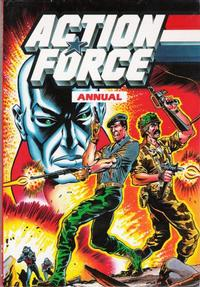 Cover Thumbnail for Action Force Annual (Marvel UK, 1987 series)