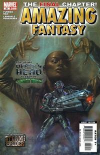 Cover Thumbnail for Amazing Fantasy (Marvel, 2004 series) #20