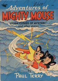 Cover Thumbnail for Adventures of Mighty Mouse (St. John, 1952 series) #3
