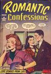 Cover for Romantic Confessions (Hillman, 1949 series) #v1#4
