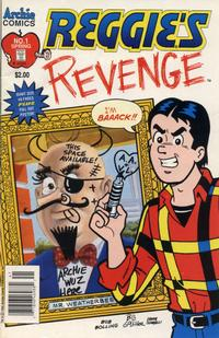 Cover Thumbnail for Reggie's Revenge! (Archie, 1994 series) #1