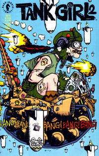 Cover Thumbnail for Tank Girl 2 (Dark Horse, 1993 series) #2