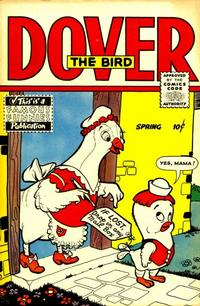 Cover Thumbnail for Dover the Bird (Eastern Color, 1955 series) #1