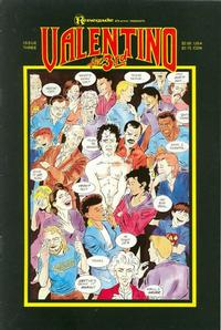 Cover Thumbnail for Valentino (Renegade Press, 1985 series) #3
