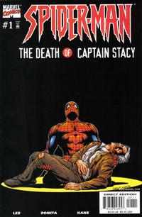 Cover Thumbnail for Spider-Man: The Death of Captain Stacy (Marvel, 2000 series) #[nn]