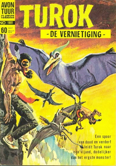 Cover for Avontuur Classics (Classics/Williams, 1966 series) #1881