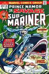 Cover for Sub-Mariner (Marvel, 1968 series) #66