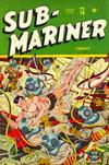 Cover for Sub-Mariner Comics (Marvel, 1941 series) #18