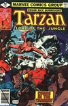 Cover for Tarzan (Marvel, 1977 series) #27