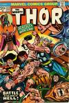 Cover for Thor (Marvel, 1966 series) #222