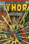 Cover for Thor (Marvel, 1966 series) #229