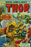 Cover for Thor (Marvel, 1966 series) #242