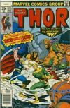Cover for Thor (Marvel, 1966 series) #275