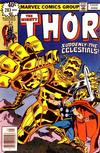Cover for Thor (Marvel, 1966 series) #283
