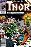 Cover for Thor (Marvel, 1966 series) #383 [Newsstand Edition]
