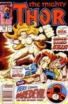 Cover Thumbnail for Thor (1966 series) #392 [Newsstand Edition]