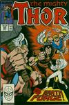 Cover for Thor (Marvel, 1966 series) #395 [Direct Edition]