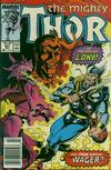 Cover Thumbnail for Thor (1966 series) #401 [Newsstand Edition]