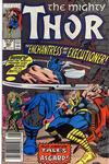Cover Thumbnail for Thor (1966 series) #403 [Newsstand Edition]