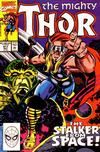 Cover for Thor (Marvel, 1966 series) #417 [Direct Edition]