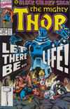 Cover for Thor (Marvel, 1966 series) #424 [Direct Edition]