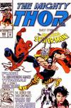 Cover for Thor (Marvel, 1966 series) #448 [Direct Edition]