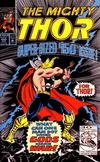 Cover for Thor (Marvel, 1966 series) #450 [Direct Edition]