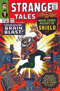 Cover Thumbnail for Strange Tales (Marvel, 1951 series) #141