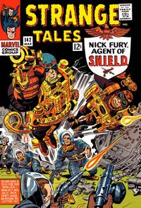 Cover Thumbnail for Strange Tales (Marvel, 1951 series) #142 [Regular Edition]