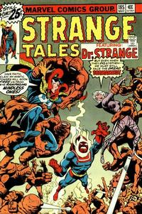 Cover Thumbnail for Strange Tales (Marvel, 1973 series) #185