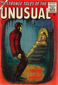 Cover Thumbnail for Strange Tales of the Unusual (Marvel, 1955 series) #6