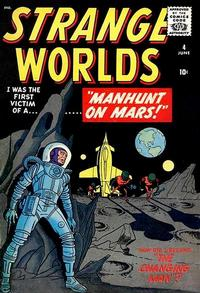 Cover Thumbnail for Strange Worlds (Marvel, 1958 series) #4