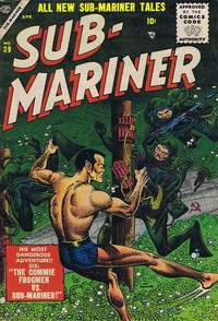 Cover Thumbnail for Sub-Mariner Comics (Marvel, 1954 series) #39