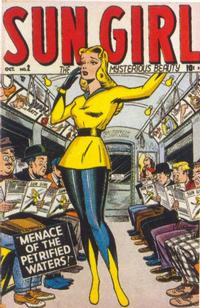 Cover Thumbnail for Sun Girl (Marvel, 1948 series) #2