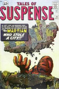 Cover Thumbnail for Tales of Suspense (Marvel, 1959 series) #29