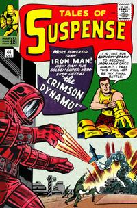 Cover Thumbnail for Tales of Suspense (Marvel, 1959 series) #46