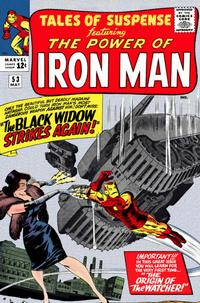 Cover Thumbnail for Tales of Suspense (Marvel, 1959 series) #53
