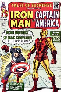 Cover Thumbnail for Tales of Suspense (Marvel, 1959 series) #59