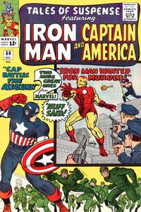 Cover Thumbnail for Tales of Suspense (Marvel, 1959 series) #60