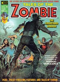 Cover Thumbnail for Zombie (Marvel, 1973 series) #8
