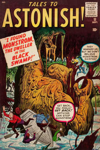 Cover Thumbnail for Tales to Astonish (Marvel, 1959 series) #11