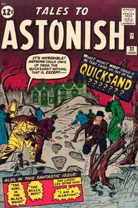 Cover Thumbnail for Tales to Astonish (Marvel, 1959 series) #32