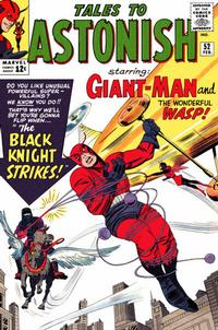 Cover Thumbnail for Tales to Astonish (Marvel, 1959 series) #52