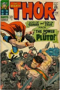 Cover Thumbnail for Thor (Marvel, 1966 series) #128