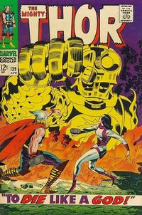Cover Thumbnail for Thor (Marvel, 1966 series) #139