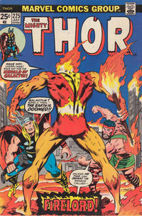 Cover Thumbnail for Thor (Marvel, 1966 series) #225
