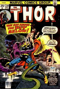 Cover Thumbnail for Thor (Marvel, 1966 series) #230 [Regular Edition]