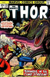 Cover Thumbnail for Thor (Marvel, 1966 series) #243 [Regular Edition]