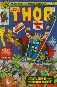 Cover Thumbnail for Thor (Marvel, 1966 series) #247 [Regular Edition]